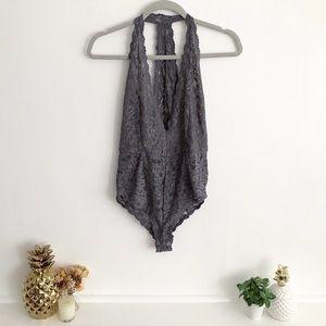 Free People 'Avery' Lace Bodysuit